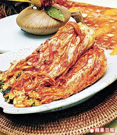 韓國泡菜乳酸菌抑制濕疹
